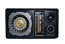 Old Radio Receiver Stock Photos