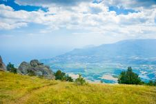 Free Crimea Mountains Royalty Free Stock Images - 7708059