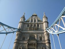 Free Tower Bridge. London. Stock Photo - 7708120