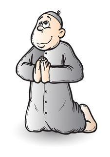 Free Praying Royalty Free Stock Image - 7708266