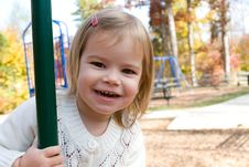 Free On The Playground Stock Photography - 7708312