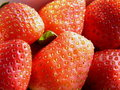 Free Red Strawberry Royalty Free Stock Image - 7710526