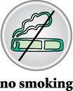 Free No Smoking Place Sign Stock Photo - 7712800