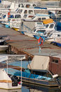 Free Boats In Pier Royalty Free Stock Photo - 7715175