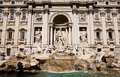Free Most Famous Trevi Fountain In Rome Royalty Free Stock Photos - 7718358