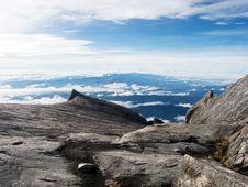 Free Granite Mountain Landscape - Mount Kinabalu Stock Image - 7710121