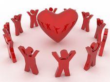 Free Valentine S Day Stock Image - 7710531