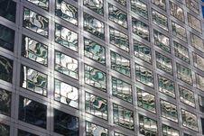 Free Reflective Of Windows Stock Photos - 7710853