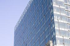 Windows By Modern Building Stock Photos