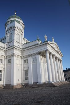 Free Helsinki Cathedral, Finland Royalty Free Stock Photos - 7712278
