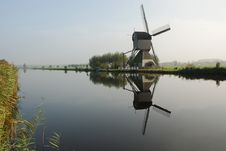 Windmills Stock Images