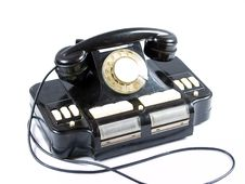 Free Old Telephone Stock Images - 7715024