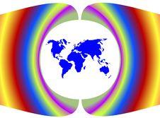 Free Abstract Globe Stock Photos - 7715953