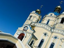 Free Orthodox Church Stock Photo - 7716080