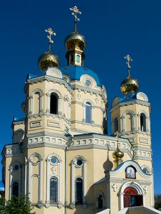 Free Orthodox Church Royalty Free Stock Photography - 7716127