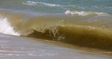 Free Wave Royalty Free Stock Image - 7716146