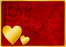 Free Valentines Day Background Royalty Free Stock Photo - 7716475