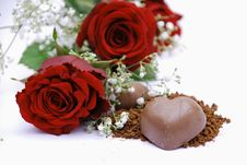 Free Red Roses Royalty Free Stock Images - 7716679