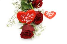 Free Red Roses Stock Image - 7716821
