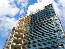 Free Building Under Construction Stock Image - 7716841