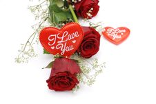 Free Red Roses Stock Photo - 7716850