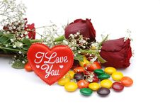 Free Red Roses Stock Images - 7716954