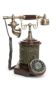 Free Old Phone Stock Image - 7717391
