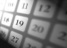 Free Calendar Stock Photos - 7717403