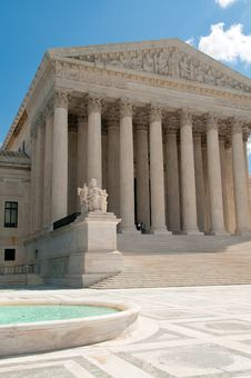 Free US Supreme Court Stock Photo - 7717820