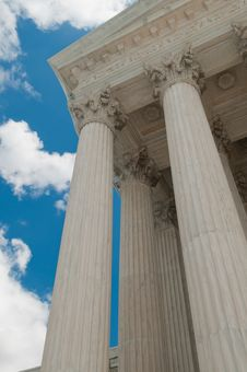 Free US Supreme Court Stock Photo - 7718250
