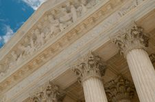 Free US Supreme Court Royalty Free Stock Photo - 7718655