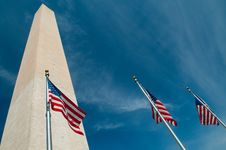 Free Washington Monument Royalty Free Stock Image - 7718866
