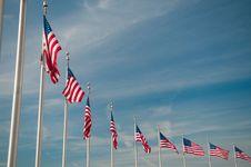 Free Washington Monument Royalty Free Stock Photography - 7718927
