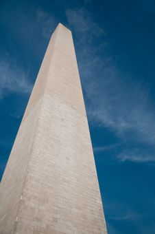 Free Washington Monument Royalty Free Stock Photo - 7719035