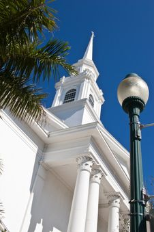 Free Church Steeple Stock Images - 7719044