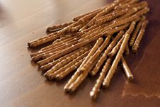Free Salted Sticks Stock Images - 7719674
