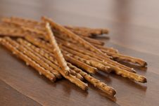 Free Salted Sticks Stock Images - 7719814
