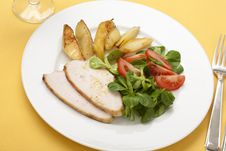 Free Roast Turkey Stock Images - 7719914