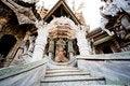 Free Attracting Pattaya The Santuary Of Truth Thailand. Royalty Free Stock Photo - 7721755