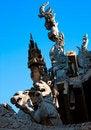 Free Attracting Pattaya The Santuary Of Truth Thailand. Stock Photos - 7721773