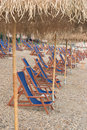 Free Chairs On Beach Royalty Free Stock Photography - 7723417