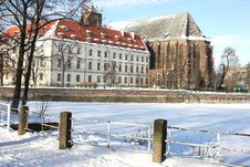 Free Monument In Wroclaw, Poland Stock Image - 7720051
