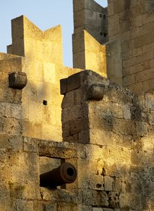Free Medieval City Wall Royalty Free Stock Image - 7720066