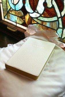 Free Wedding Bible Stock Photos - 7720893