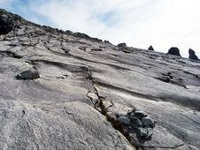Free Granite Mountain Landscape - Mount Kinabalu Royalty Free Stock Images - 7721349