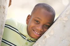 Free Young Boy Stock Images - 7721764