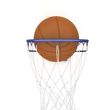 Free Basketball Items Royalty Free Stock Images - 7721889