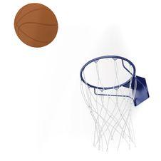 Free Basketball Items Stock Photo - 7721990