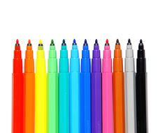 Free Soft Tip Pen Royalty Free Stock Photos - 7722008