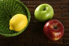 Free Varied Fruits And Vegetables Royalty Free Stock Photography - 7722567